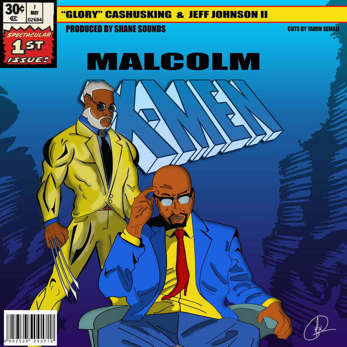 Cashus King - Glory feat. Jeff Johnson II
