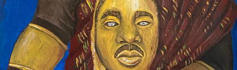 John Robinson - King JR [album] (prod by Blu)