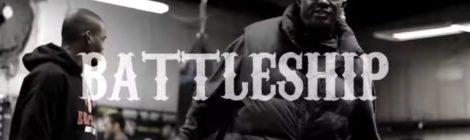 Beni-Hana - Battlship feat. Blaq Poet & Destro (Prod by Demolhicher) VIDEO