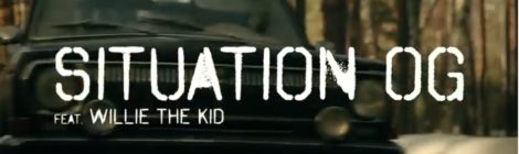 Vic Spencer x Mil Beats - Situation OG feat. Willie the Kid (Cuts by DJ Djaz) [video]