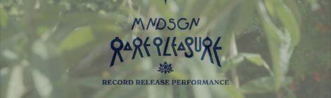 Mndsgn - Hope You're Doin' Better (Live)