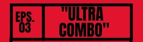 """Ultra Beast (4-IZE & Señor Kaos) """"Ultra Combo"""" feat. RJ Payne & Daylyt. Prod. by D.R.U.G.S. Beats"""