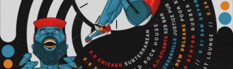 Homeboy Sandman - Always Rhyme (Anjelitu Tour Audio Flyer)
