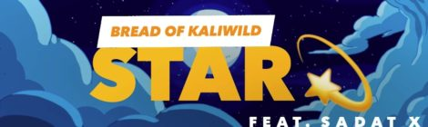 Cornbread of Kaliwild - Star feat. Brand Nubian & Sirius (Official Video)