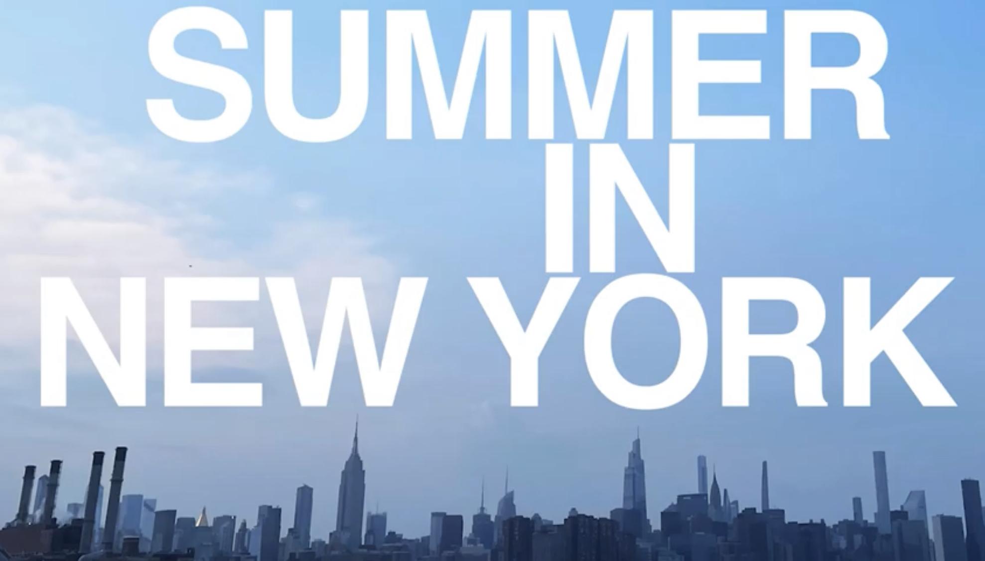 "1982 (Statik Selektah & Termanology) ""Summer in New York"" feat. Skyzoo Official Video"