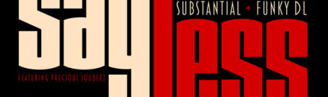 Substantial & Funky DL - Say Less feat. Precious Joubert [audio]