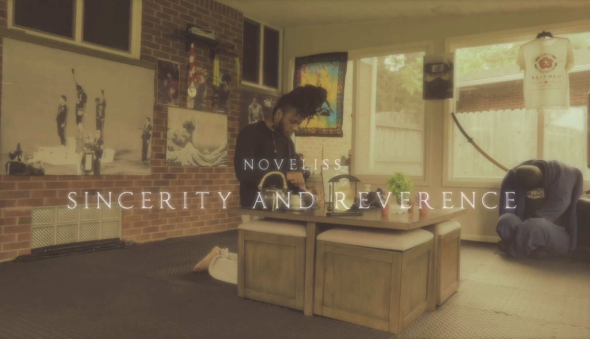 Noveliss & Dixon Hill - Sincerity and Reverence [video]