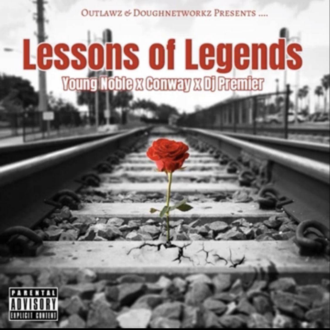 Outlawz - Lessons Of Legends feat. Young Noble, Conway the Machine & Dj Premier