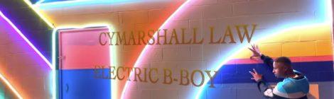 Cymarshall Law - Electric B-Boy (Video)