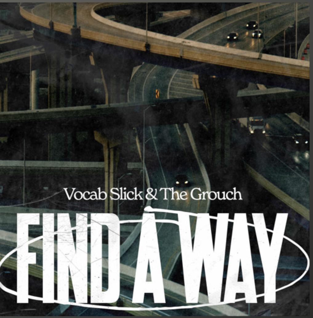 Vocab Slick - Find A Way [audio]