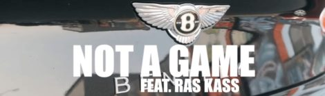 """Termanology & Amadeus """"Not a Game"""" feat. Ras Kass [video]"""