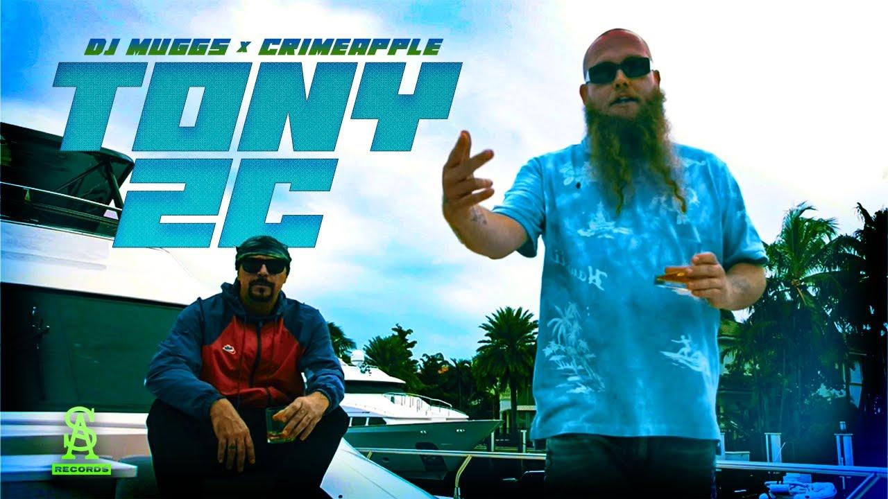 DJ MUGGS x CRIMEAPPLE - Tony 2C (Official Video)