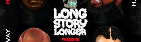 Long Story Longer (Ras Kass, Yukmouth, Swifty McVay, MRK SX) - Long Story Longer [album] + Old Heads [video]